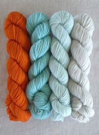 Spring colorway boy | the purl bee