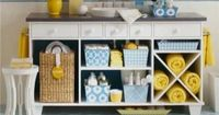 Trick out your bathroom cabinets with these clever storage ideas.