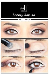 Hi Elfette! If you're starting to get those comfy sweaters and boots out for fall, it's definitely time to update your makeup to match. It can be confusing to try to match your makeup to a season, but don't worry! My look above will work on ma...