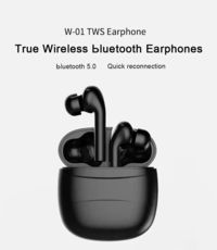 Bakeey J3 TWS bluetooth 5.0 Earphone Tap Control Stereo IPX54 Waterproof Bilateral Call Headphone with Charging Box