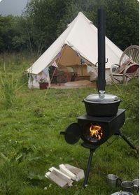 Frontiere Portable Camping stove