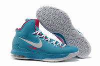 Nike Zoom KD V 5 Blue White Pink Womens Size Kevin Durant Shoes