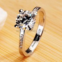 1.5ct Diamond Womens Promise Ring with Name https://www.gullei.com/1-5ct-diamond-womens-promise-ring-with-name.html