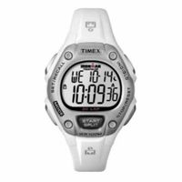 Timex IRONMAN® 30-Lap Mid-Size Watch - White @The Lavender Lilac