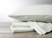 Misty Ocean 300 TC Organic Sheet Sets $58.00