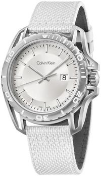 CALVIN KLEIN WATCH Mod. EARTH K5Y31VK6 $355.32