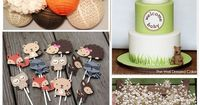 woodland themed baby shower | woodland-baby-shower-inspiration-boardwoodland-baby-shower-inspiration ...