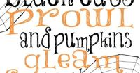 Designs by Samantha: Free Halloween Printable