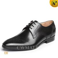 CWMALLS® Leather Brogues Dress Shoes CW716250