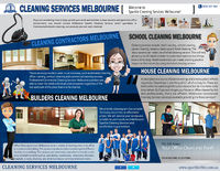 Visit this site http://www.sparkleoffice.com.au/ for more information on Cleaning Services Melbourne. A Cleaning Services Melbourne is one opportunity you might consider in opening a business for your own. This spurred a recent and ever-increasing trend o...