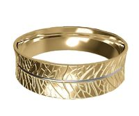 14K Milgrain Band, 7mm Wide Band, Engraved Band, Wedding Band, Gift for Her or Gift for Him $530.00