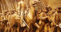 The always moving Robert Gould Shaw Memorial