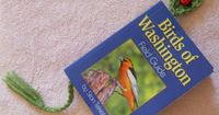 Suzies Stuff: LADYBUG ON A LEAF BOOKMARK