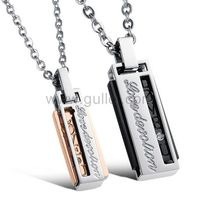 Personalized Matching Couples Relationship Jewelry Gift Set for 2 https://www.gullei.com/engravable-matching-couples-jewelry-gift-set-for-2.html
