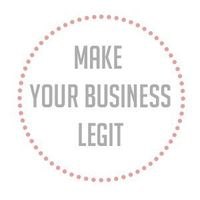 Make your Photography Business Legit - learn how to do income tax, sales taxes, use taxes and register your business!