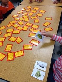 Kindergarten and Mooneyisms: Alphabetical Memory Game