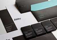 stationery design, stationery and corporate identity.