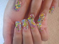Pictures of Cute Nail Designs 605