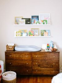dresser + changing table.