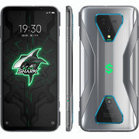 Xiaomi Black Shark 3 Pro 5G CN Version 64MP Triple Rear Cameras 7.1 inch 90Hz Fluid AMOLED 2K+ Display 8GB RAM 256GB ROM 65W Fast Charge WiFi 6 Snapdragon 865 Octa Core 5G Gaming Smartphone