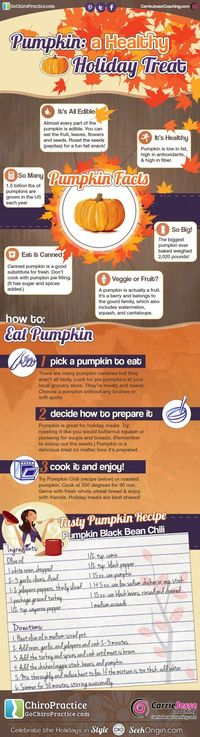 Pumpkin: A Healthy Holiday Treat