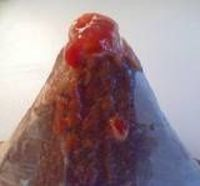 Ketchup and Baking Soda Volcano - so cool and so gross all at the same time.