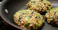 Truly good veggie burgers - click for recipe