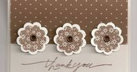 Thank You 10001 by CarylA by CarylA - Cards and Paper Crafts at Splitcoaststampers