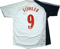 Liverpool Adidas 06-07 Liverpool 3rd (Fowler 9) Official 06-07 Liverpool 3rd football shirt with authentic Robbie Fowler EPL name and numbers http://www.comparestoreprices.co.uk/football-kit/liverpool-adidas-06-07-liverpool-3rd-fowler-9-.asp