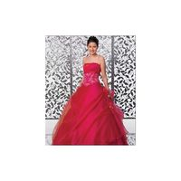 Mariposa Q15 Quinceanera Dress Q382 - Brand Prom Dresses|Beaded Evening Dresses|Charming Party Dresses