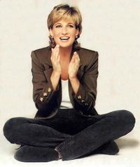 Princess Diana would have loved that new grandbaby......we all should enjoy each day to its fullest.