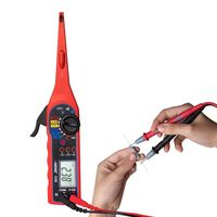 Power Electric Multi-function Auto Circuit Tester Multimeter Lamp Automotive Electrical Multimeter