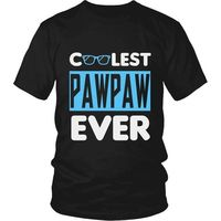 Cool Pawpaw, Coolest Pawpaw Ever T-Shirt, Gift for Pawpaw, Gift for Dad, Gift for Grandpa, Pawpaw Gift, Pawpaw T-Shirt, Pawpaw Shirt $20.99