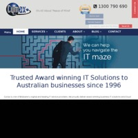 Cymax is providing the leading IT services at the cost effective prices in Brisbane. The team of professional and experts here are dedicated to provide a wide range of IT services for all types of businesses at the best prices. http://cymax.com.au/