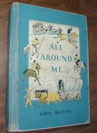 All Around Me Gates-Bartlett (1957) for sale at Wenzel Thrifty Nickel ecrater store