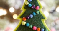 Keep these handmade Christmas ornaments for yourself, or use them as one-of-a-kind gifts this holiday season. Each of these 20+ Christmas ornament crafts is eas