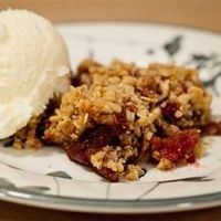 Apple-Cranberry Crisp Allrecipes.com