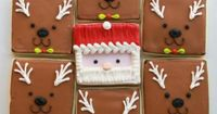 A Very Square-y Christmas Holiday Gift Set by #whippedbakeshop for $45.00 as pictured http://whippedbakeshop.com