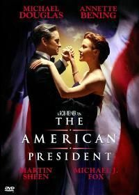 The American President starring Michael Douglas and Annette Benning