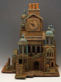 Clock Tower by Stephen Steininger