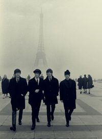 beatles and france