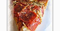 Chef Tess Bakeresse: Freezer pizza - oven rise pizza dough. Makes 3 pizzas for the freezer.