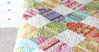 Rainbow Connection Quilt PATTERN