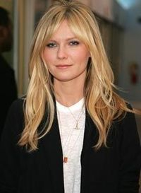 Kirsten Dunst's light, summery shade. Get your own most flattering #hair #color at home with eSalon! It's nothing like mass-made drugstore color. eSalon's colorists consider all your hair details and create an individual pigment just for you...