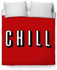 Chill Duvet Cover $120.00