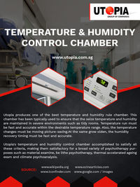 Hospital Temperature And Humidity Control Chamber