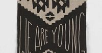 We Are Young Flag - Urban Outfitters