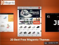 20 Best Free Magento 1 And Magento 2 Themes  Finding the best Magento theme isn't an easy task though, so here's the list of the best free Magento 1 and 2 themes you should be using for your ecommerce store. Visit: https://magenticians.com/b...