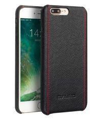 Cross pattern iphone 7/7 plus leather case