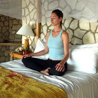 Need help sleeping? Doing yoga exercises before bedtime can be just what you nee